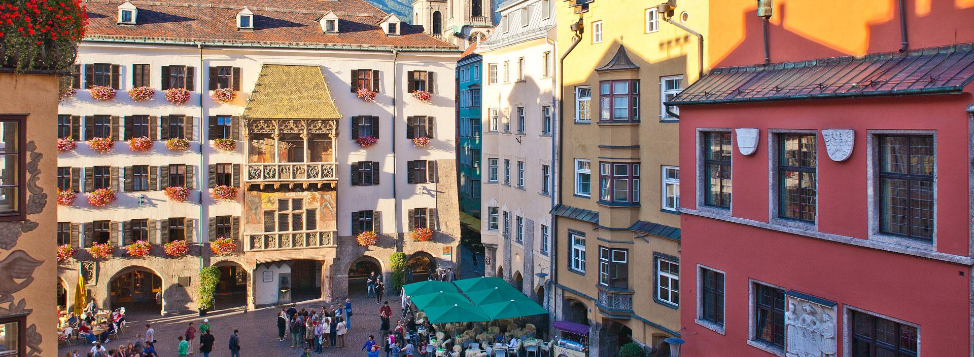 Sightseeing Highlights Innsbruck Patsch Tirol österreich