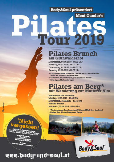 Pilates Brunch am Grünwalderhof